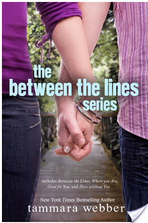 Between the Lines: The Complete Series by Tammara Webber
