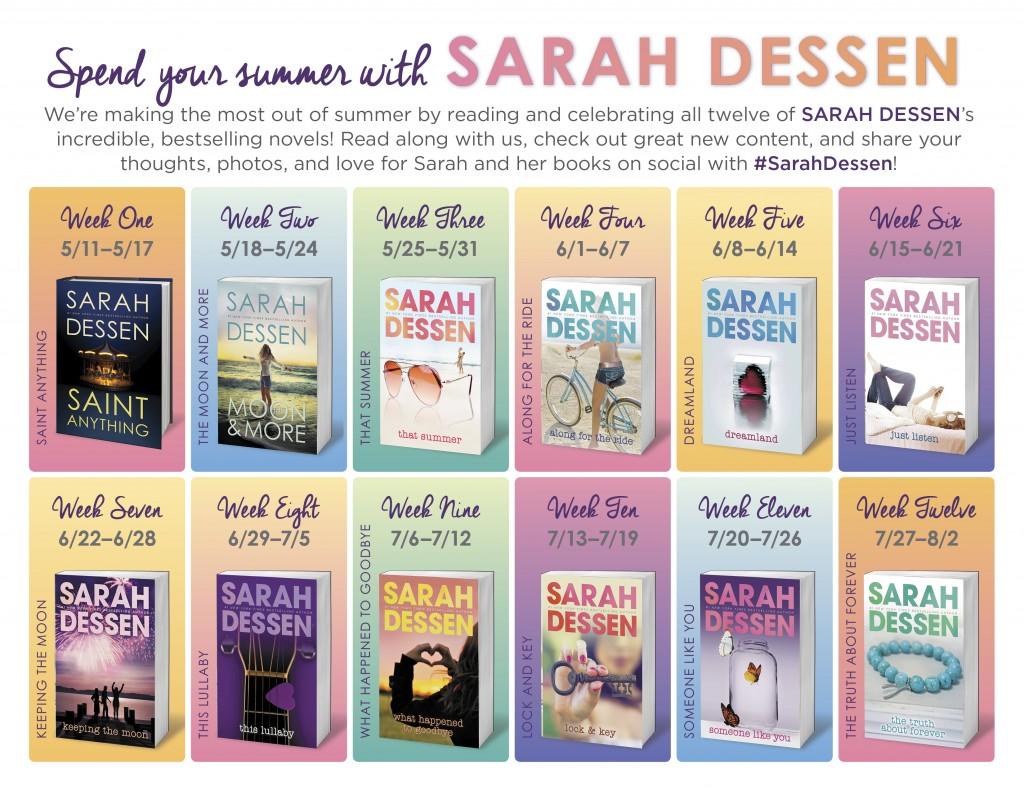 Summer of Sarah Dessn