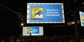 What I Did at Comic-Con