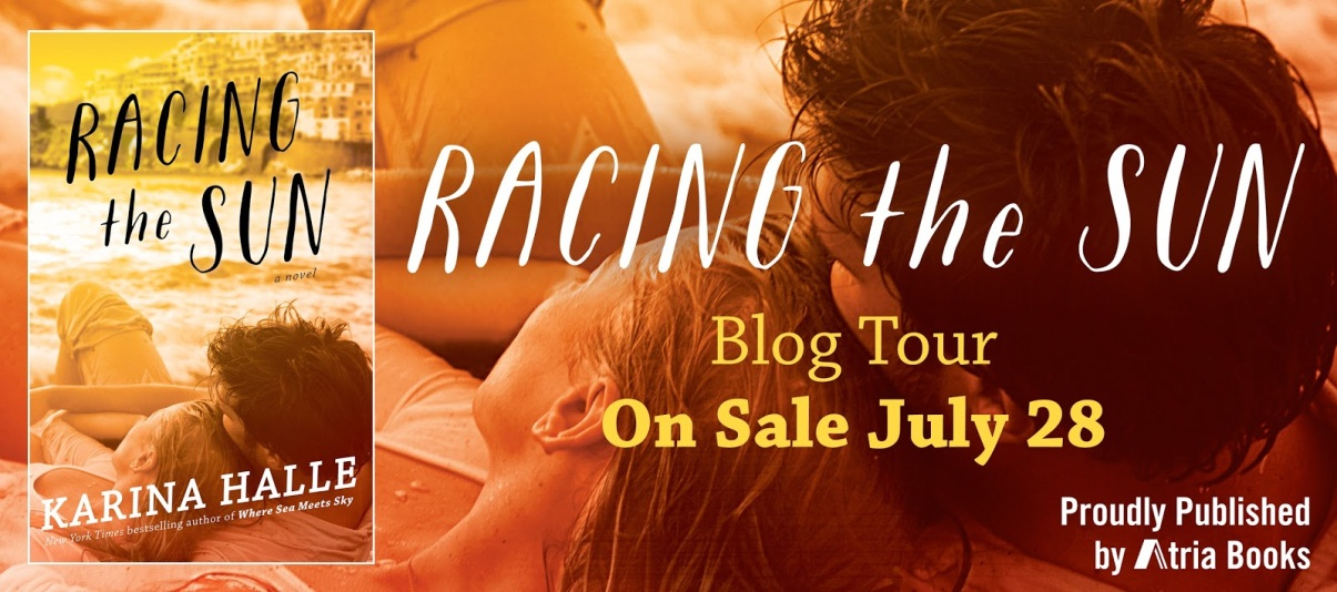 Blog Tour: Racing the Sun by Karina Halle