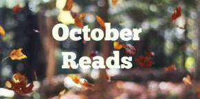 Twelve Books to Read in October