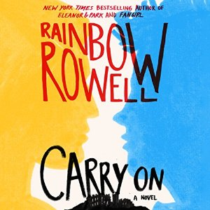 Carry On Rainbow Rowell audiobook