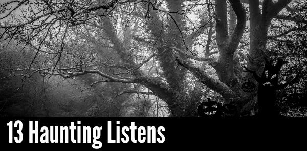 audiobooks 13 haunting listens