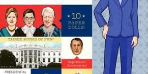 Blog Tour: Hillary Clinton Presidential Playset