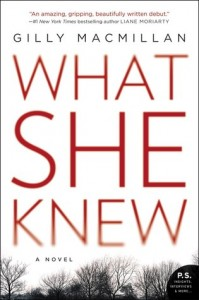 what she knew