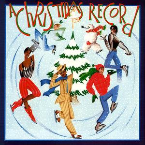 a christmas record christmas wrapping