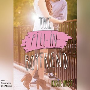 The Fill-In Boyfriend by Kasie West