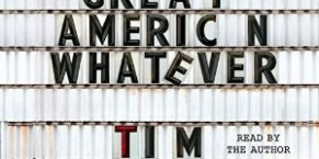 Audiobook Review: The Great American Whatever