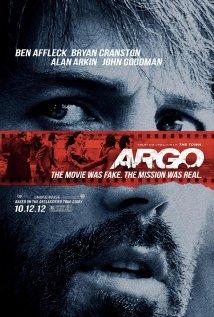 ARGO movie poster Ben Affleck
