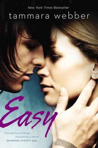 Easy by Tammara Webber, Berkley / Penguin