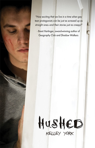 Hushed by Kellley York book cover