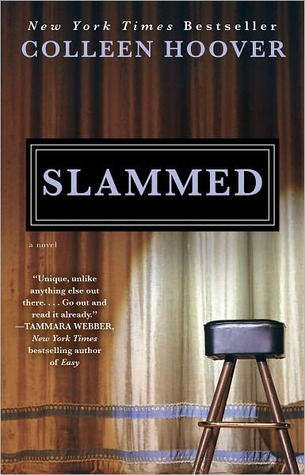 Slammed by Colleen Hoover book cover