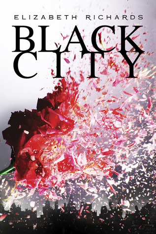 Black City by Elizabeth Richards book cover
