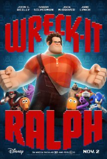Wreck-It Ralph movie poster