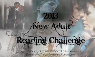 2013 New Adult reading challenge