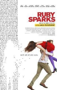 Ruby Sparks movie poster