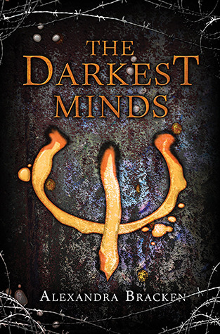The Darkest Minds book cover