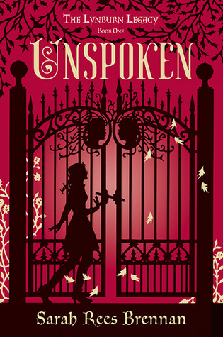 Unspoken book cover