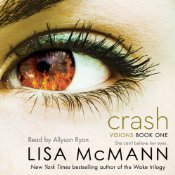 Crash by Lisa McMann audiobook