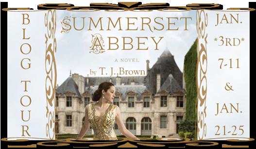 Summerset Abbey blog tour