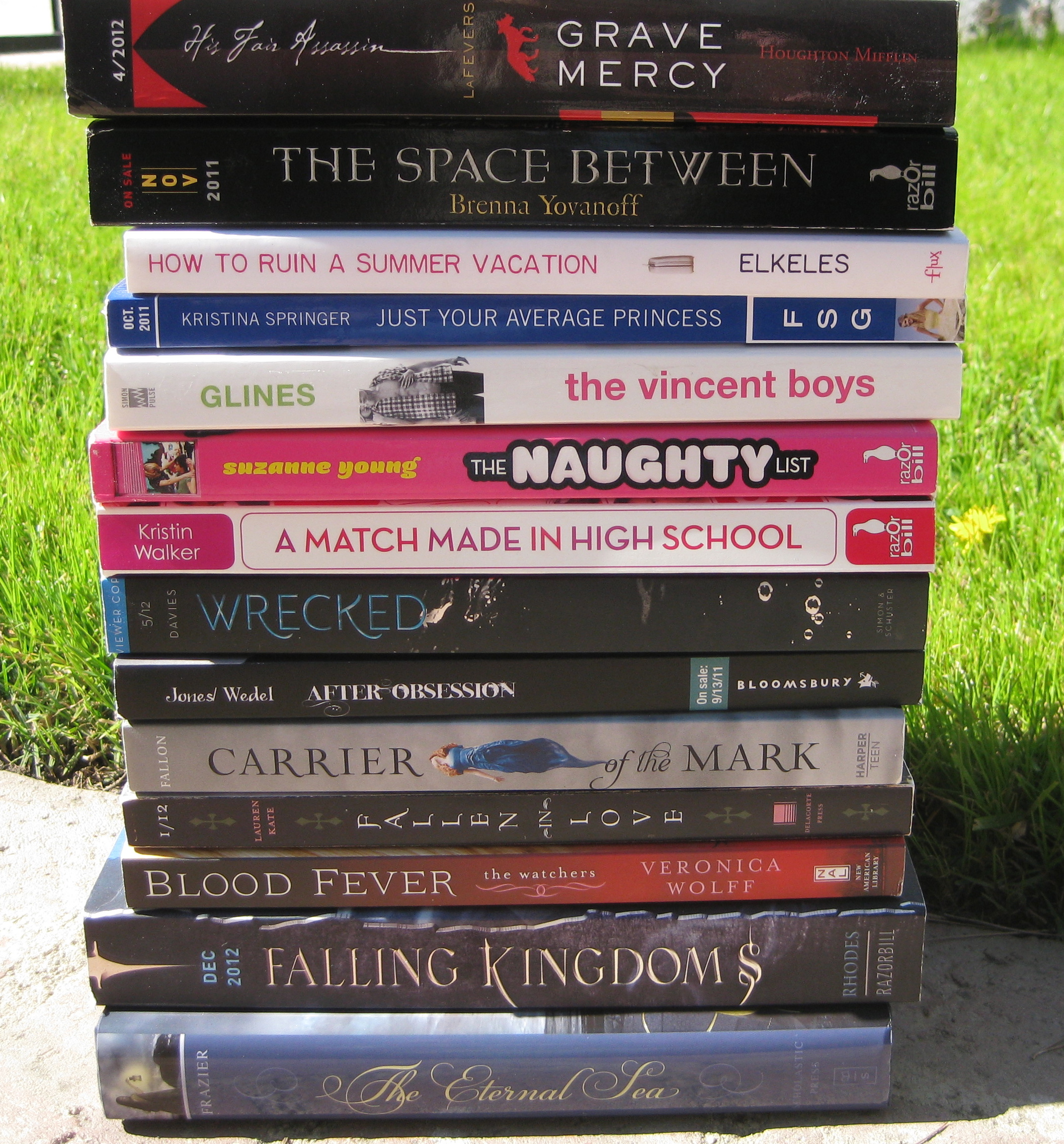 Romantic Reads Book Giveaway