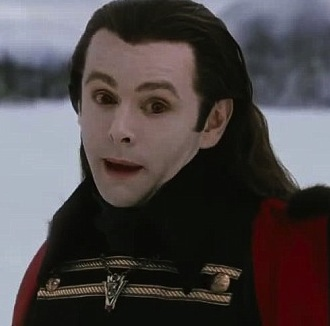 Aro Breaking Dawn part 2