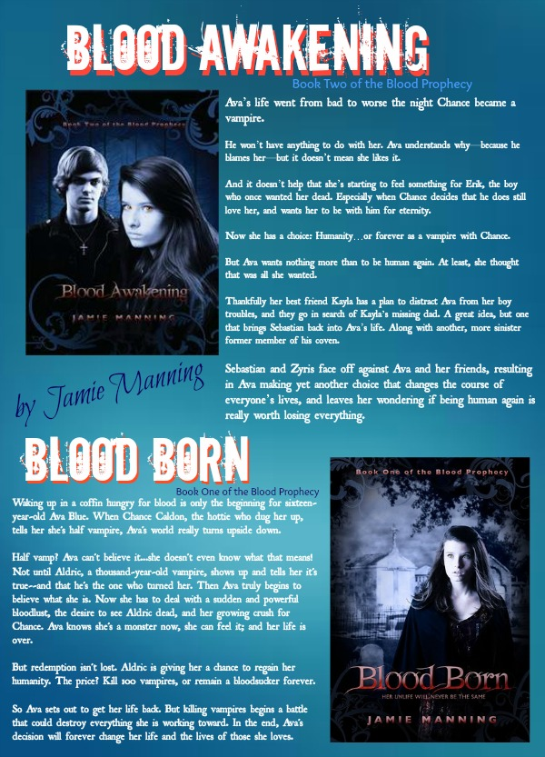 Blood Prophecy summary