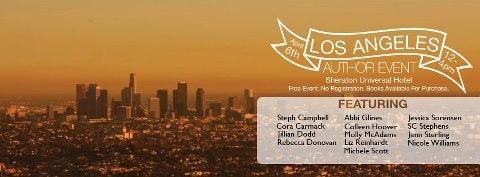 LA author event authors