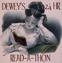 dewey's 24-hour read-a-thon