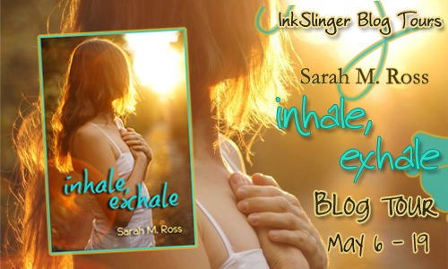 Inhale Exhale BlogTour