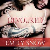 Devoured by Emily Snow audiobook