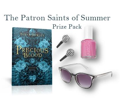 Patron Saints of Summer Prize Pack