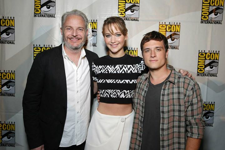 SDCC Catching Fire