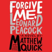 Forgive Me, Leonard Peacock audiobook