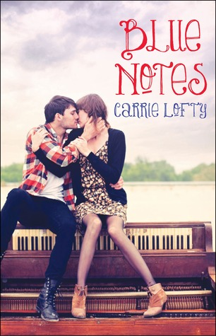 Blue Notes by Carrie Lofty