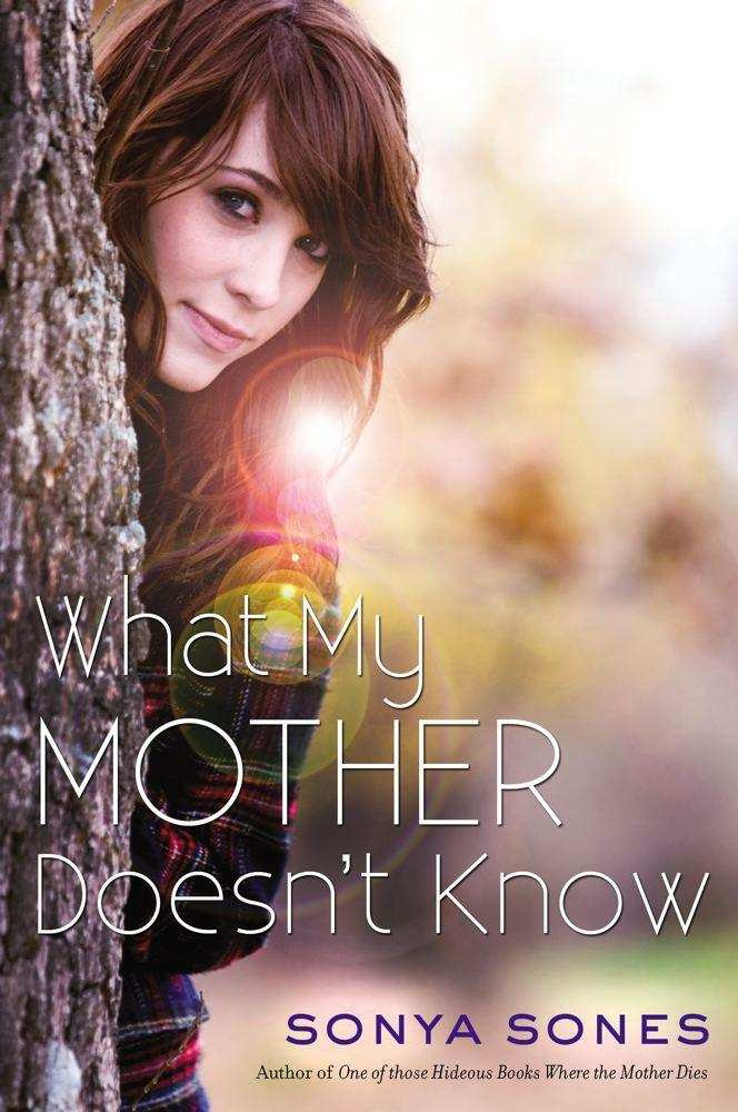 what my mother doesn't know sonya sones novel in verse