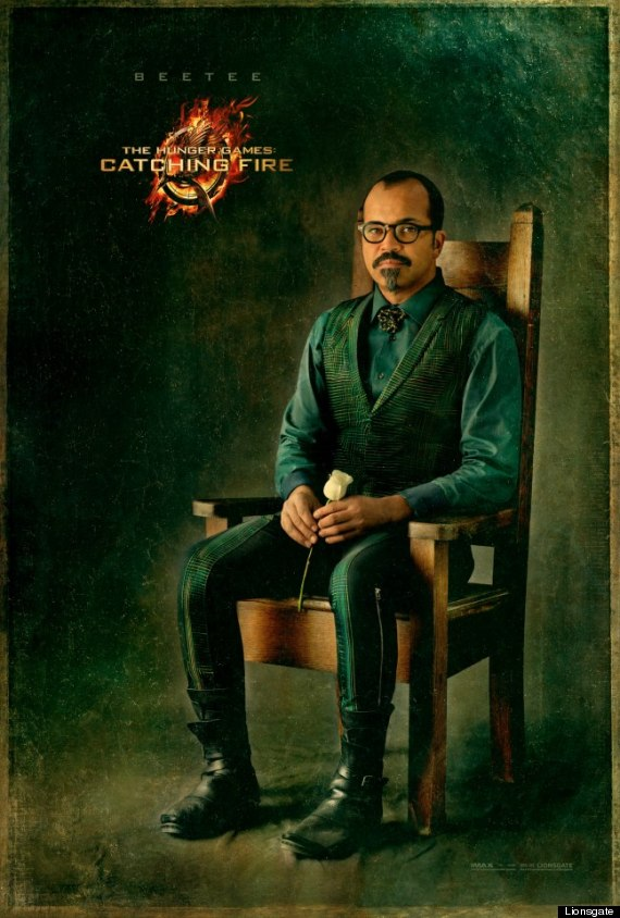 Jeffrey Wright as Beetee, Catching Fire, Lionsgate