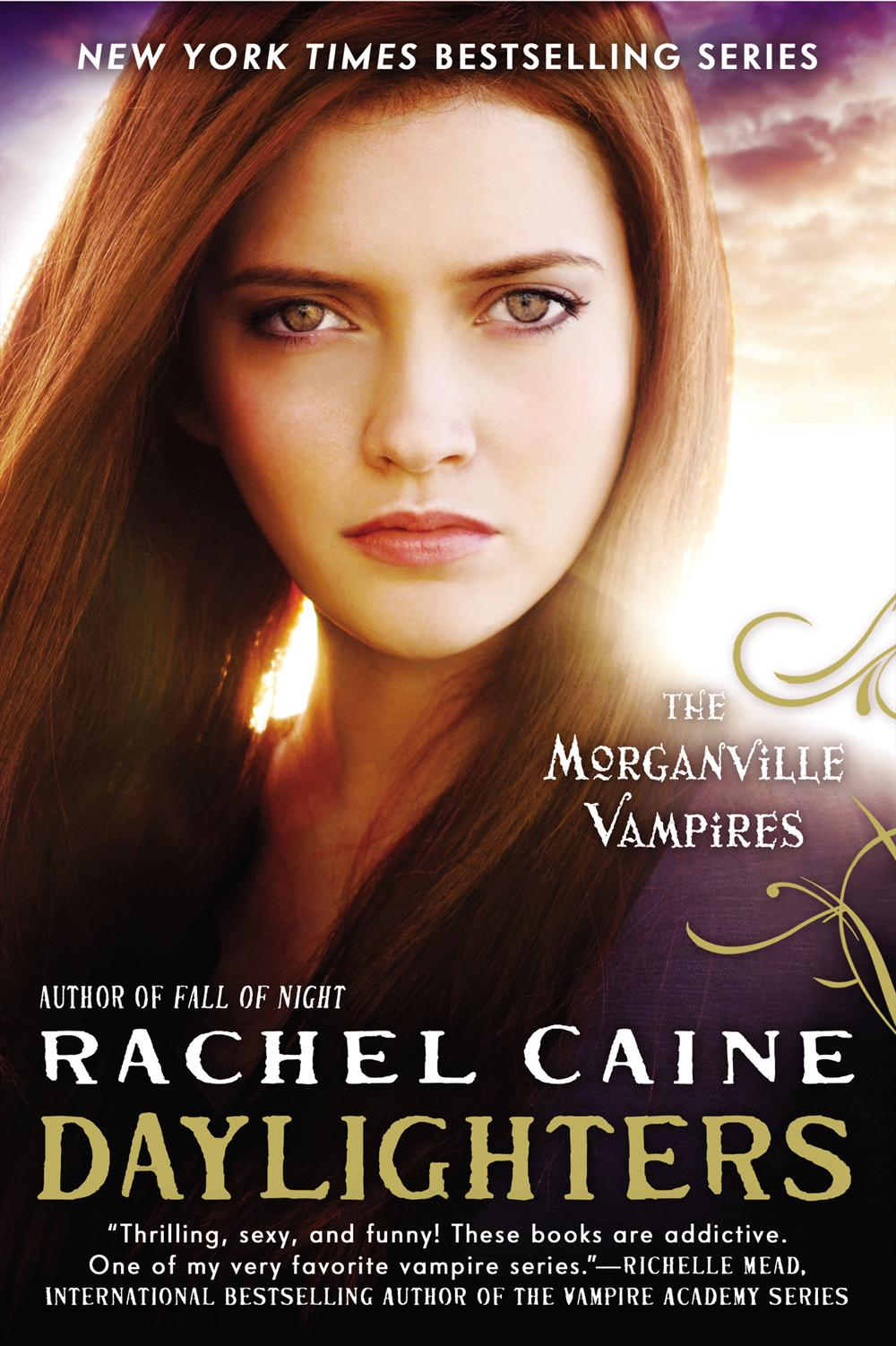 Daylighters Rachel Caine The Morganville Vampires