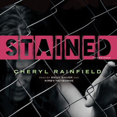 Stained by Cheryl Rainfield audiobook