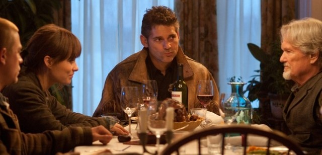 Deadfall Thanksgiving dinner