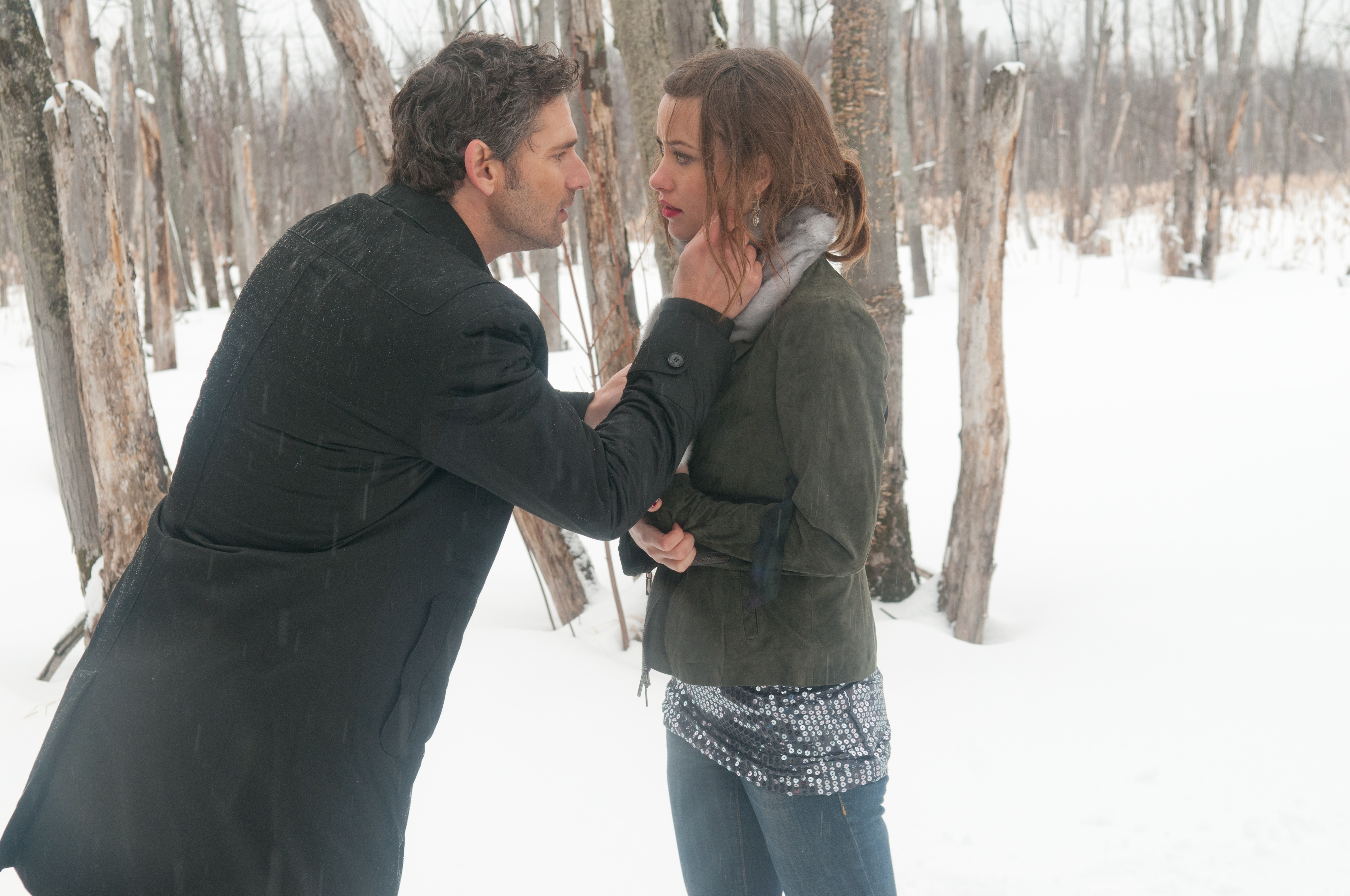 Eric Bana and Olivia Wilde, Deadfall, Magnolia Pictures