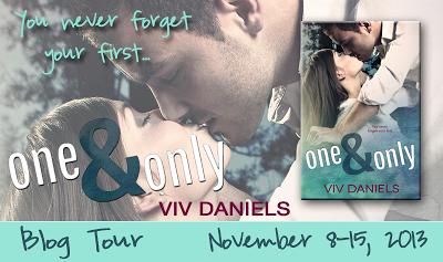 One & Only blog tour Viv Daniels