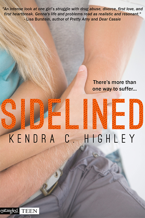 Sidelined book cover
