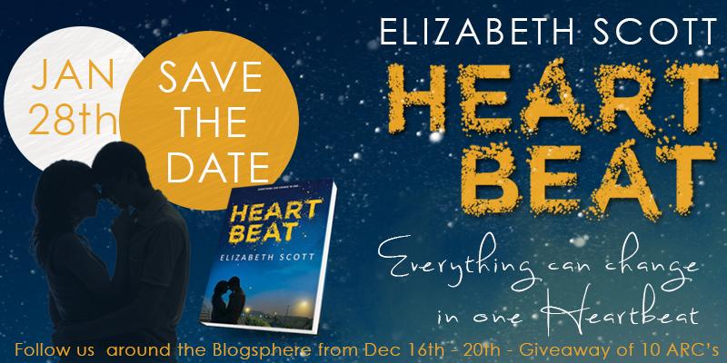 Heartbeat Elizabeth Scott banner