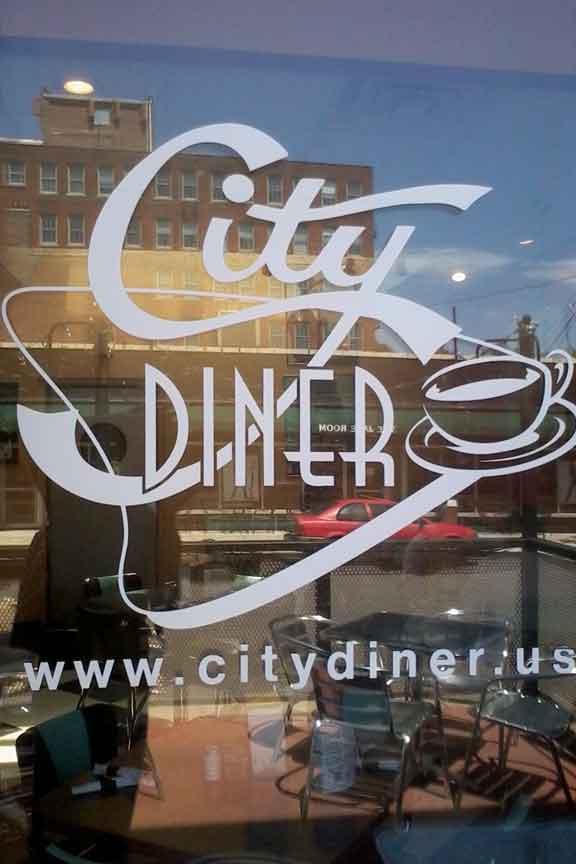 City Diner St. Louis