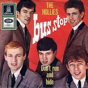 the hollies bus stop record
