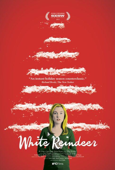White Reindeer movie poster