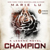Champion by Marie Lu Audiobook Review