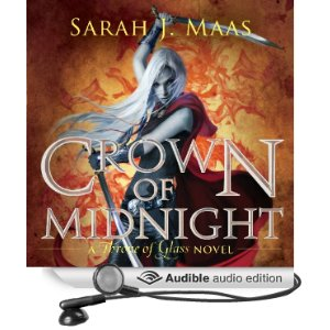 crown of midnight audiobook