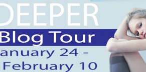 Blog Tour: Deeper by Robin York Book Review and Giveaway